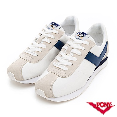 【PONY】ROADRUNNER復古輕量運動慢跑鞋 運動鞋 休閒鞋-女鞋