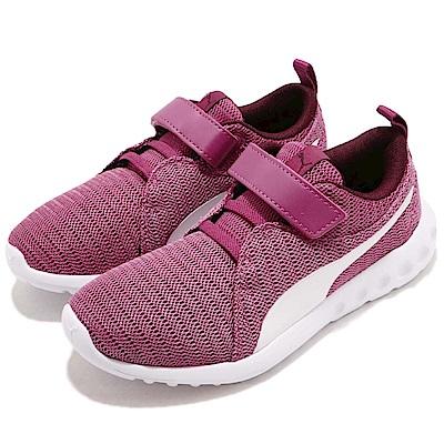 Puma 慢跑鞋 Carson 2 V 低筒 運動 童鞋