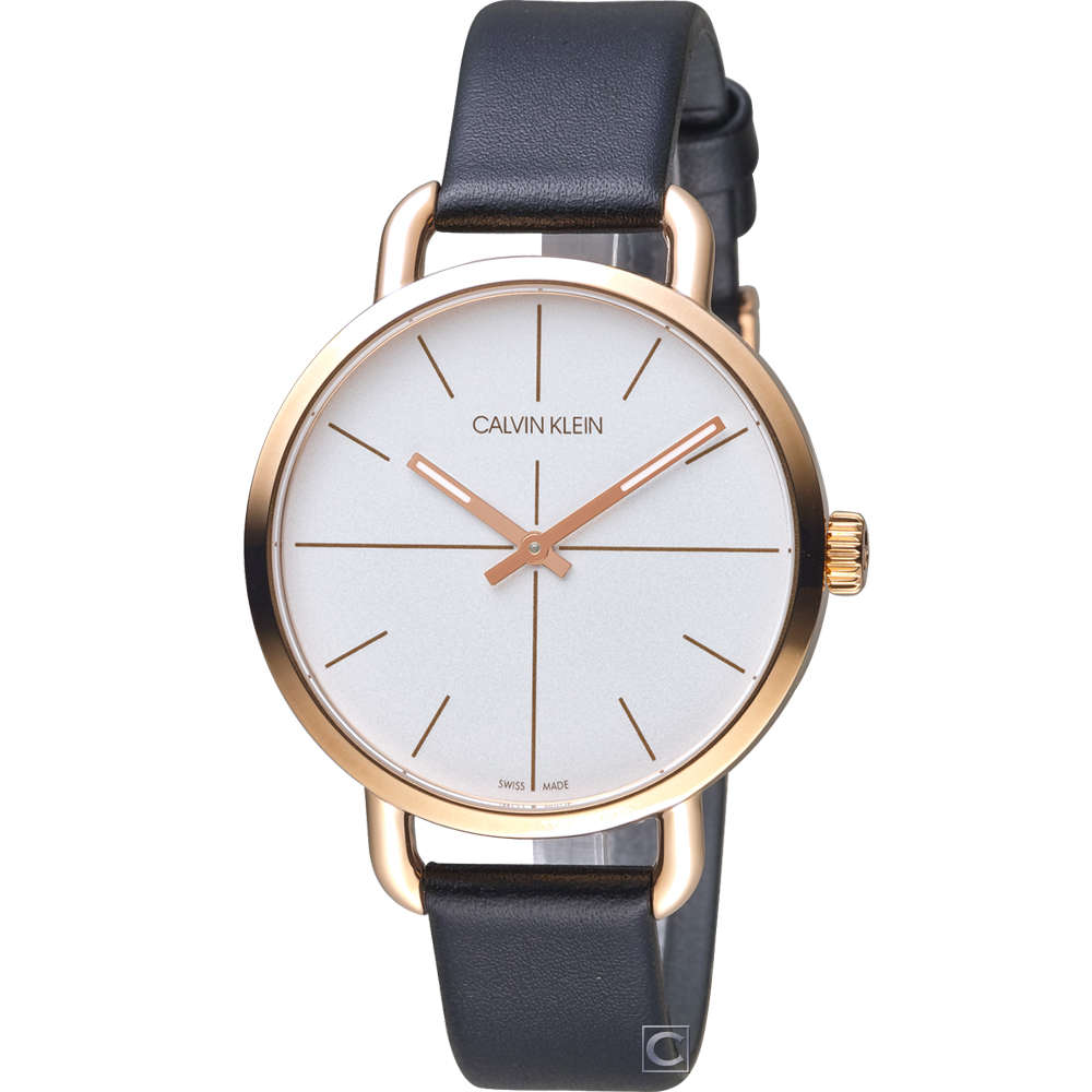 Calvin Klein K7B even 超然時尚腕錶(K7B236C6)36mm