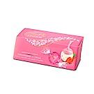 (活動)Lindt瑞士蓮 Lindor草莓口味白巧克力3入組(37g)