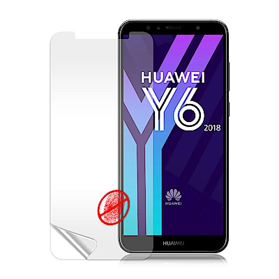 VXTRA 華為 HUAWEI Y6 (2018) 防眩光霧面耐磨保護貼