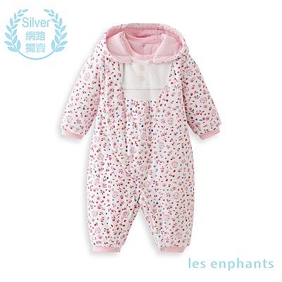 les enphants 嬰幼兒針織連衣褲(共2色)