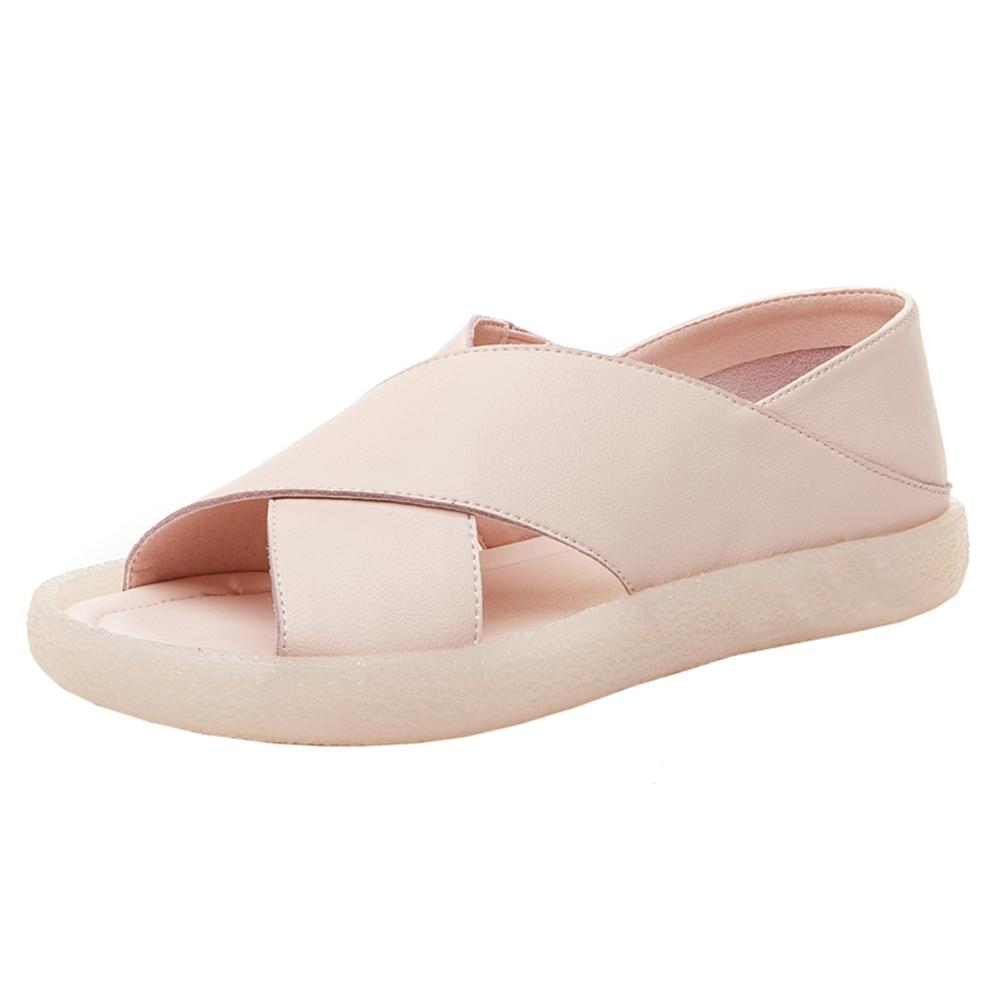 KEITH-WILL時尚鞋館-獨賣活力宣言涼鞋(涼鞋/涼跟鞋)(共3色) (粉色)