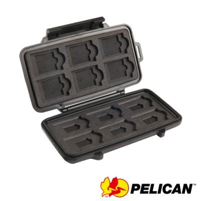 美國 PELICAN 0915 氣密防水記憶卡盒