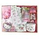 三麗鷗 Hello Kitty 凱蒂貓新生兒童玩寶寶彌月禮盒組-B款 product thumbnail 1