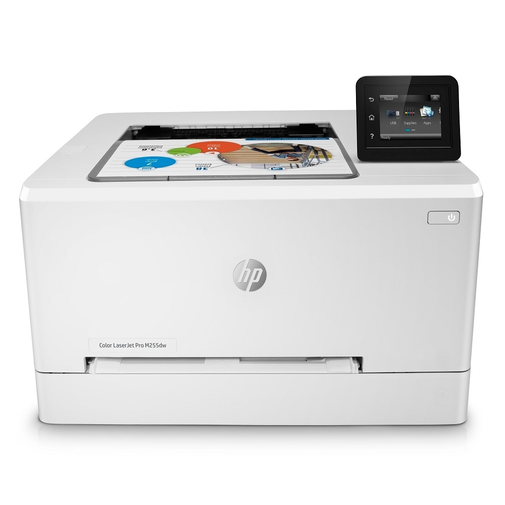 HP Color LaserJet Pro M255dw 彩色無線 WiFi 三合一觸控螢幕雷射印表機
