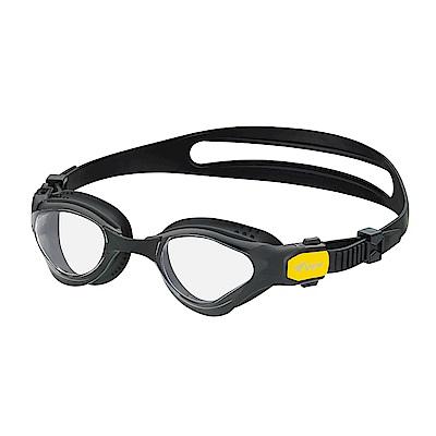 【日本Tabata】成人競技款抗UV防霧泳鏡(DELFINA V2000A)