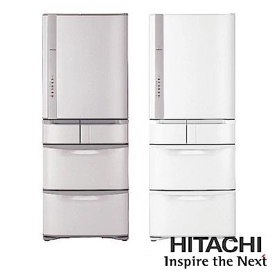 [無卡分期-12期]HITACHI日立 563公升 五門電冰箱 RS57HJ @ Y!購物