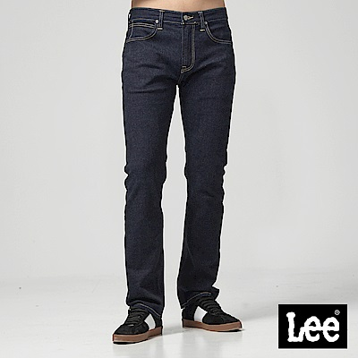 Lee 中腰合身直筒牛仔褲/RG