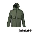 Timberland 男款森林綠收納袋熱能科技三合一外套|A1ZPF