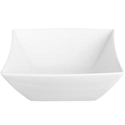 《EXCELSA》迷你白瓷方型點心盤