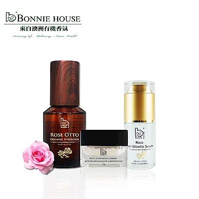 Bonnie House 皇后玫瑰保濕組