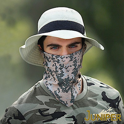 JUNIPER 抗UV防紫外線超大尺寸頭圍護頸登山高頂遮陽帽