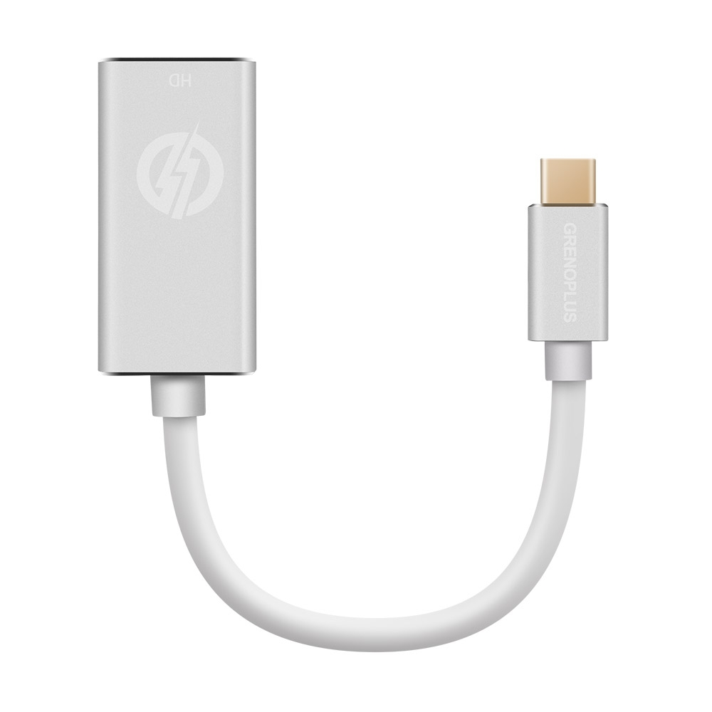 Grenoplus USB Type-C to HDMI 4K 影像轉接器