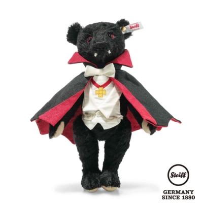 STEIFF德國金耳釦泰迪熊  Dracula Teddy Bear   德古拉 (限量版)