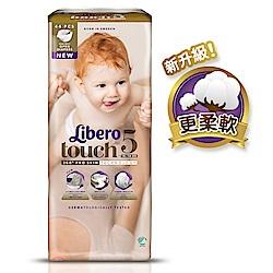 麗貝樂 Touch嬰兒紙尿褲5號(L-44片)