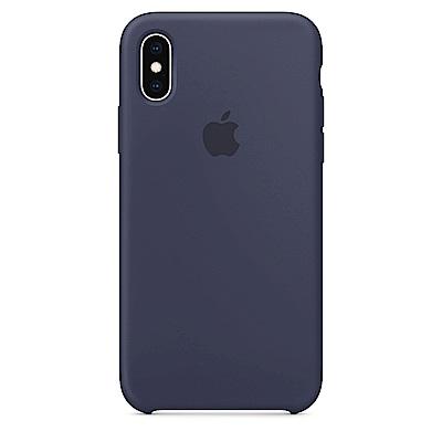 原廠 Apple iPhone X/XS 原廠矽膠保護殼