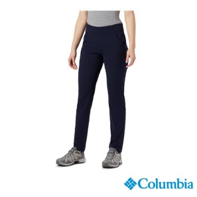 Columbia 哥倫比亞 女款 - Omni-Shade UPF50 防潑長褲 -深藍 UAK07820NY