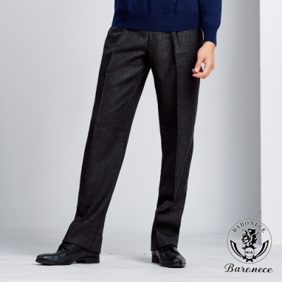 BARONEC 氣質格調羊毛西褲(109152-14)