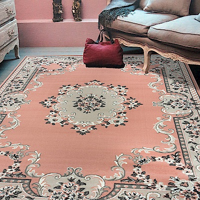 Ambience 比利時Shiraz古典地毯-巴洛克粉 (160x230cm)