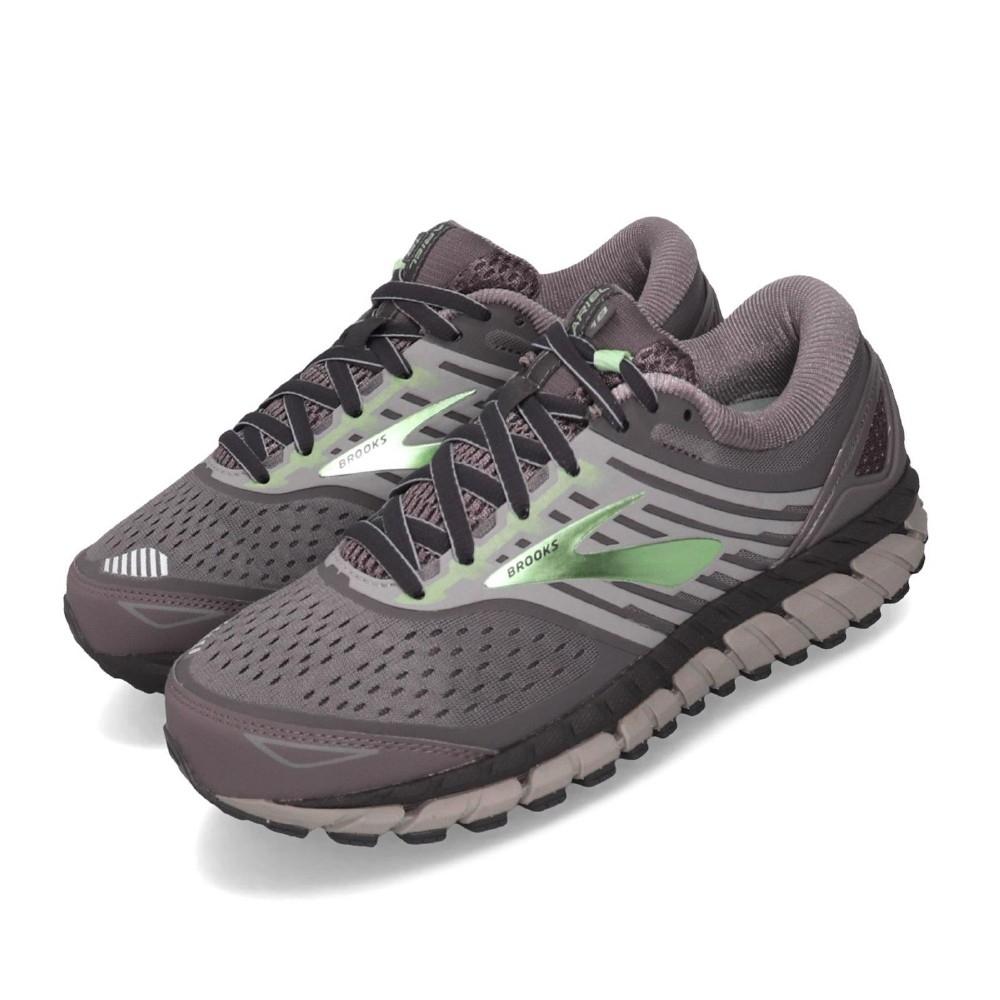 promo code 7ebd1 faf19 Brooks 慢跑鞋 Ariel 18 2E 寬楦 運動 女鞋 | 慢跑鞋 | Yahoo奇摩購物中心