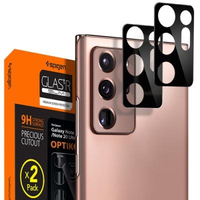 Spigen Galaxy Note 20 / 20 Ultra tR Optic Glass-鏡頭保護貼(黑色x2入)