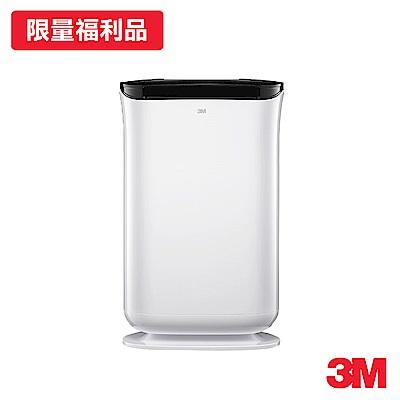 【福利品】3M 9.5L雙效空氣清淨除濕機-FD-A90W(可清淨/除濕/乾衣)