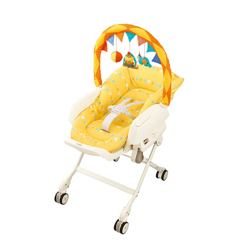 (回饋5%超贈點)【Combi 康貝】 Letto MT Joy 安撫餐搖椅