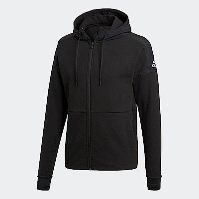 adidas 運動連帽外套 男 CW3252