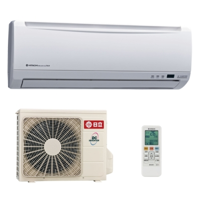 HITACHI日立 3-4坪 1級變頻冷暖冷氣 RAS-25YK1/RAC-25YK1