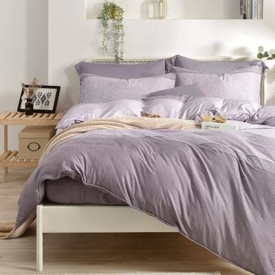 Saint Rose 靜夜綺想 加大100%純天絲枕套床包三件組