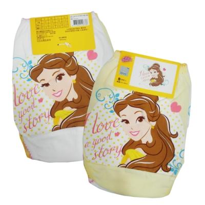 小公主蘇菲亞/迪士尼公主系列兩入女童三角褲X4組