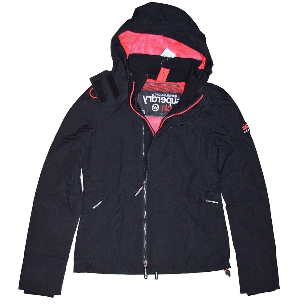 SUPERDRY 極度乾燥 女 外套 紅色 1372