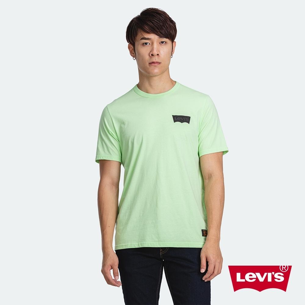 Levis 男款 短袖T恤 滑板系列 簡約Logo
