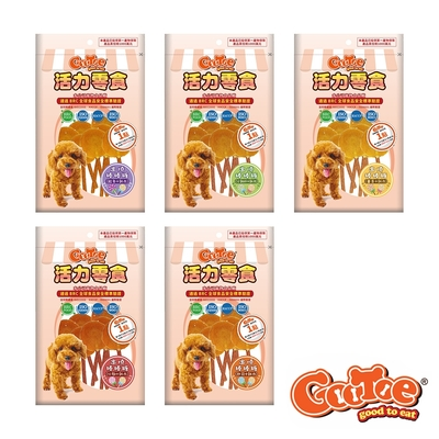 GooToe 活力零食 串燒棒棒糖 犬用零食 180g