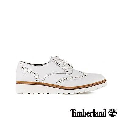 Timberland 女款白色牛津鞋 | A1PKCL77