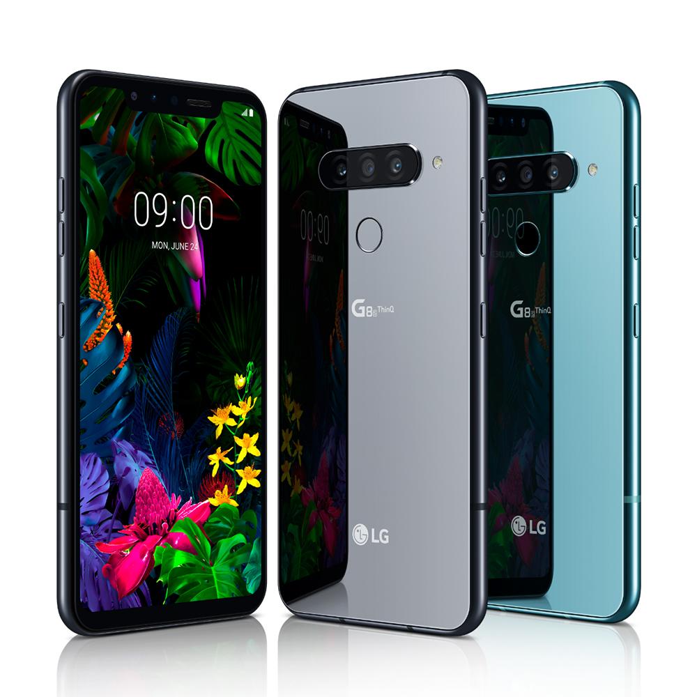 LG G8S ThinQ (6G/128G) 6.2吋後置三鏡頭智慧型手機