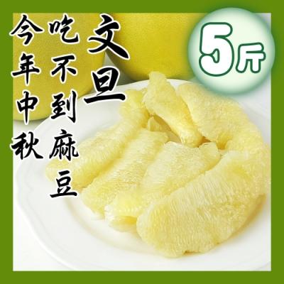 【麻豆吉】台南麻豆文旦50年老欉(5斤/ 箱)