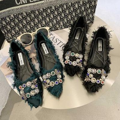 KEITH-WILL時尚鞋館 設計百搭尖頭鞋