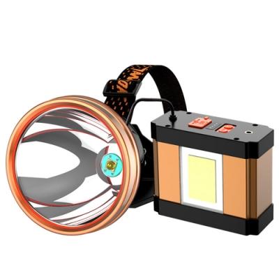 WIDE VIEW 強光遠射分體腰掛式頭燈(NTL-T45)