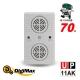 Digimax UP-11AK 超級驅鼠班長 威豹II超音波驅鼠蟲器 product thumbnail 2