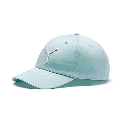 PUMA-男女基本系列棒球帽-輕水藍