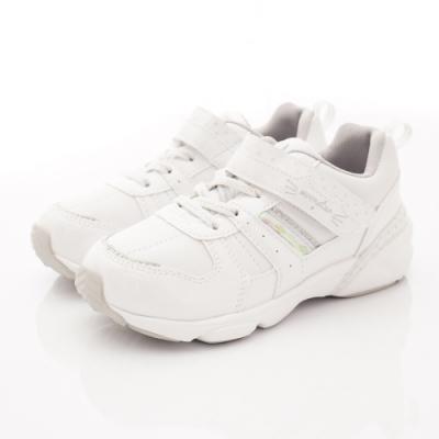 日本月星頂級童鞋 SUGAR輕量運動鞋款 FI191白(中大童段)