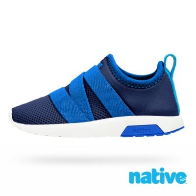 native 小童鞋 PHOENIX CHILD 小鳳凰城休閒鞋系列-海軍藍