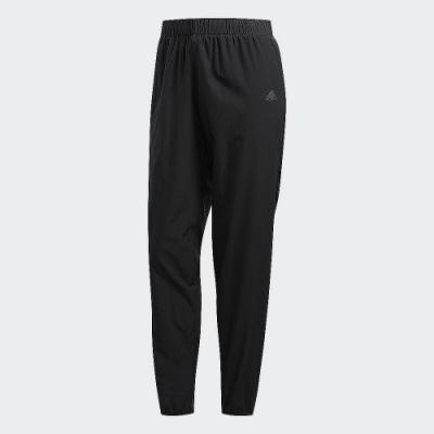 adidas 長褲 運動長褲 慢跑 健身 女款 黑 DW5955
