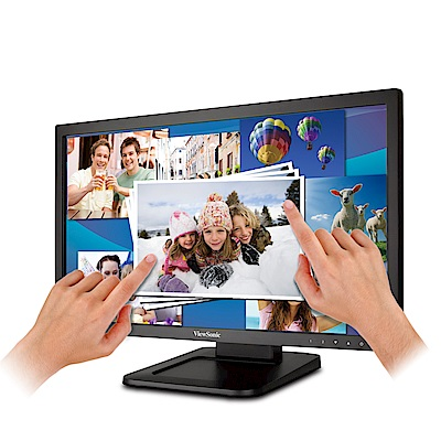 ViewSonic TD2220 22型 觸控電腦螢幕