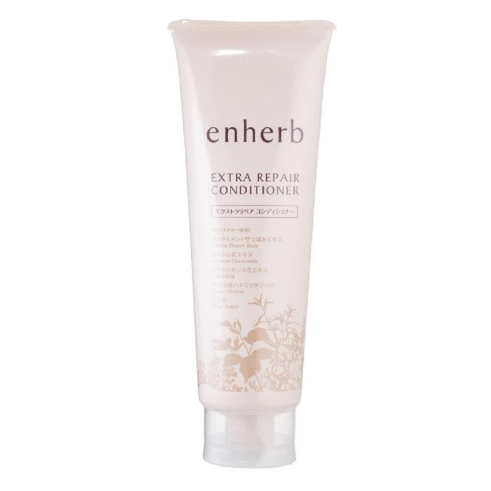 enherb恩荷 三得利 深層屏護潤髮乳(250g/瓶)