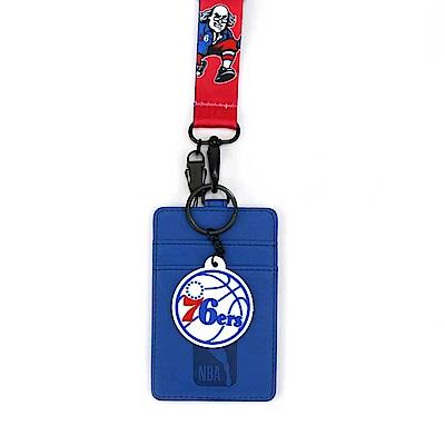 NBA 識別證套 76人