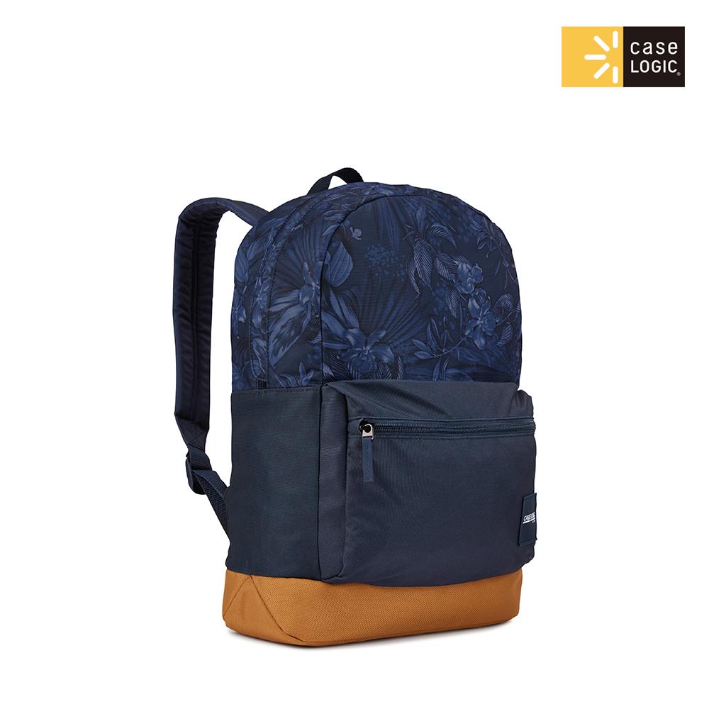 Case Logic-CAMPUS 24L筆電後背包CCAM-1116-花紋/深藍