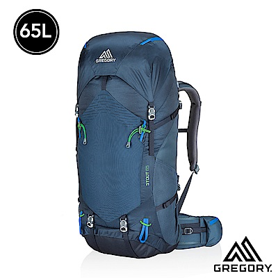 Gregory 65L STOUT登山背包 海軍藍